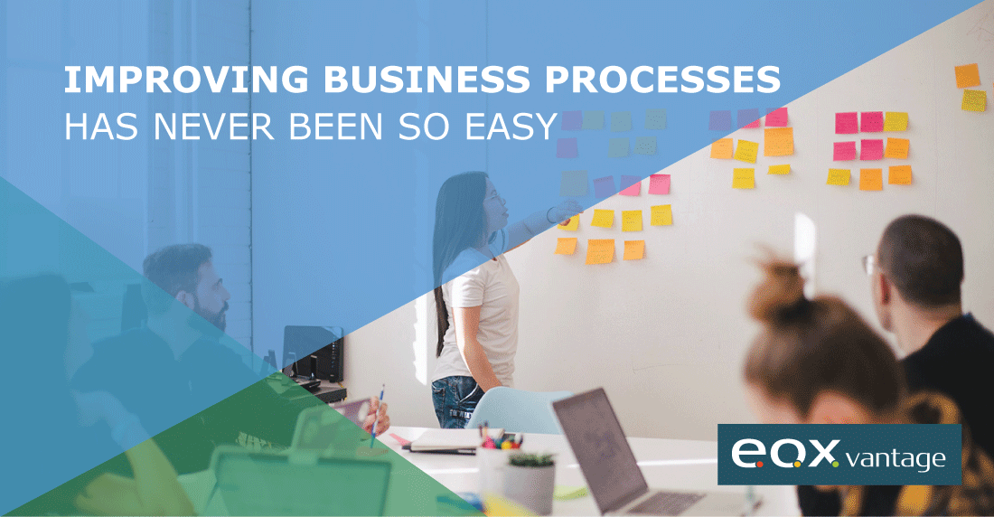 Improving Business Processes Has Never Been So Easy