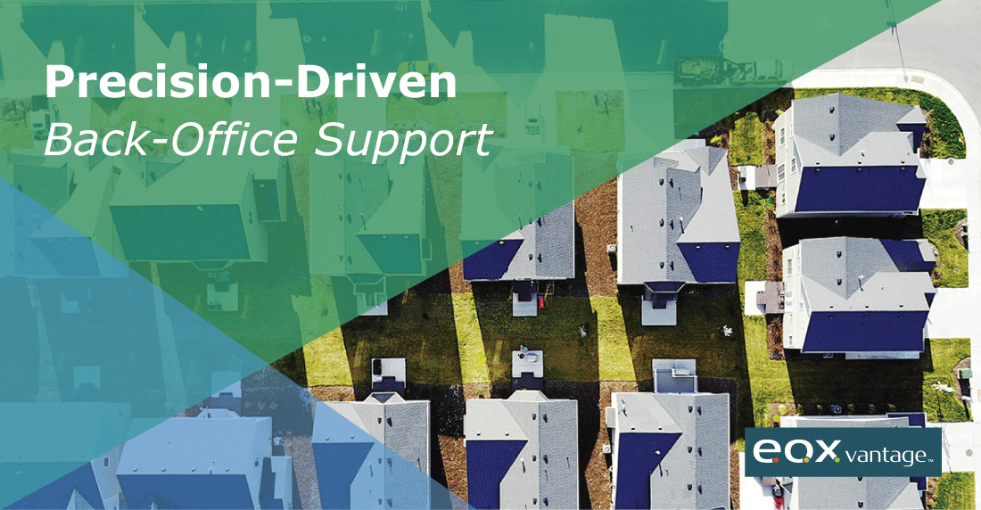 back-office support for a software solutions provider