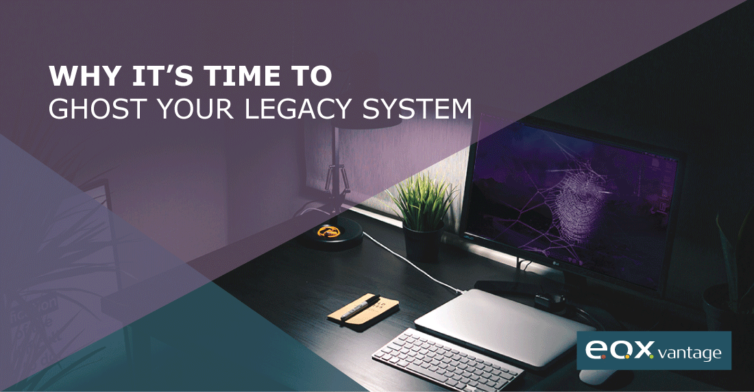 Why It's Time to Ghost Your Legacy System
