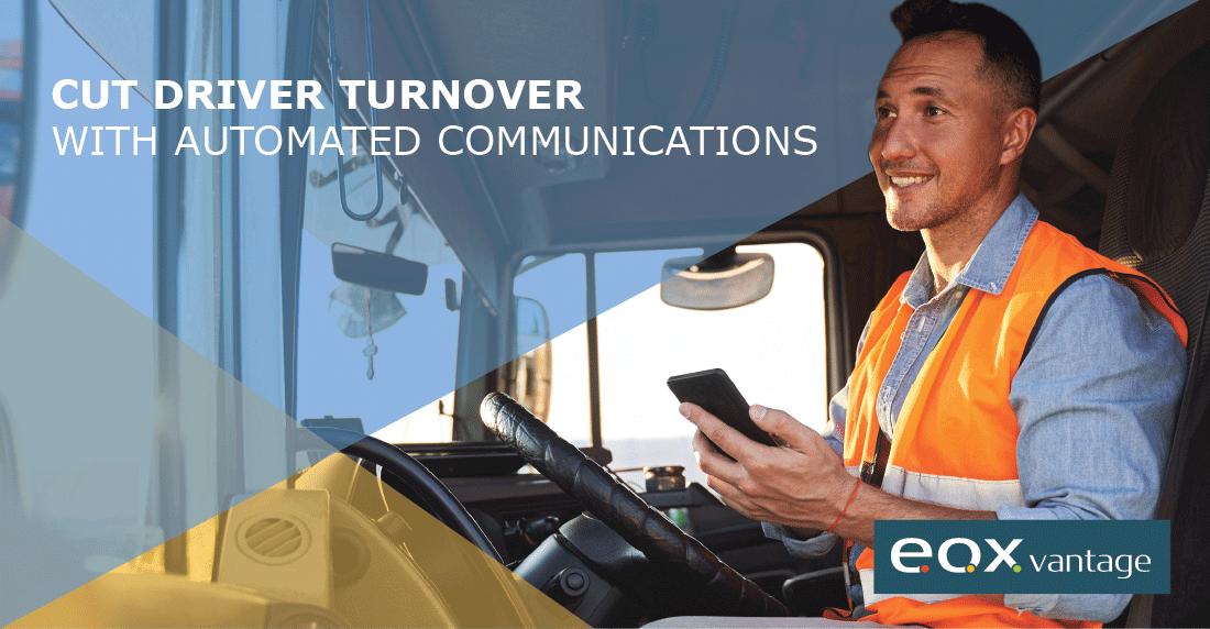 cut driver turnover