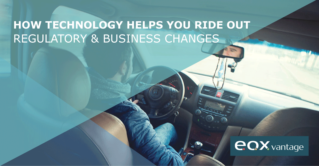 How Technology Helps You Ride Out Regulatory and Business Changes