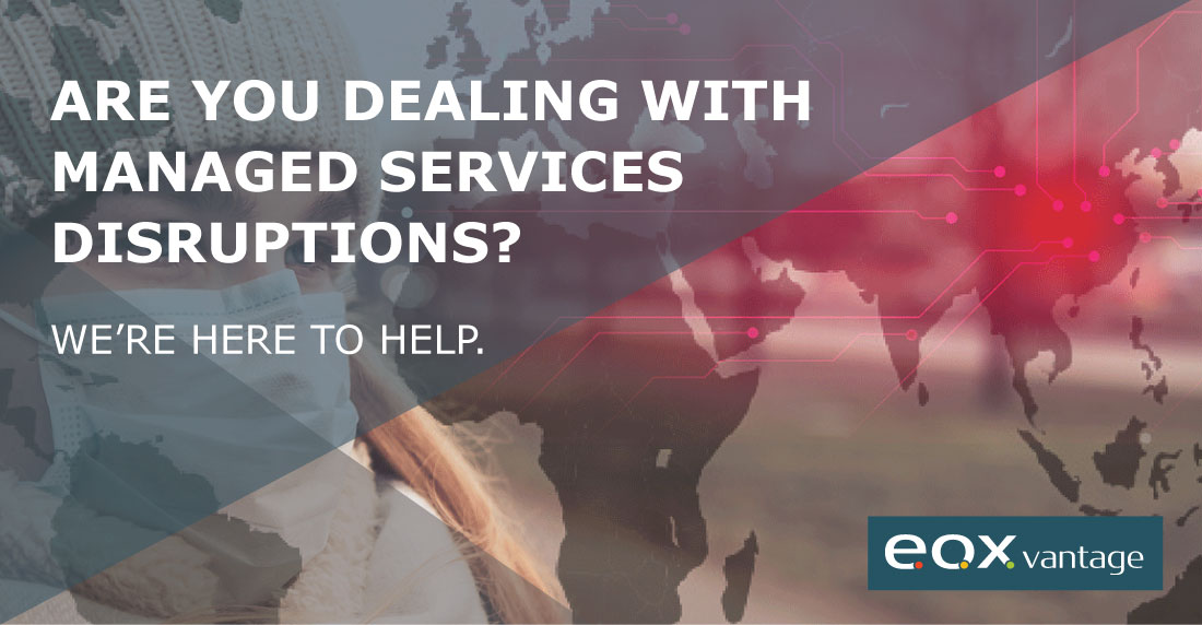 Are you dealing with managed services disruptions?