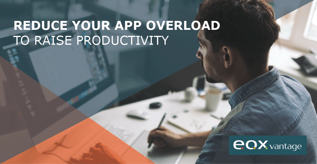 reduce app overload, increase productivity