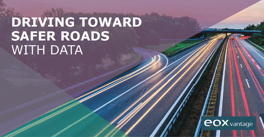 safer roads with data