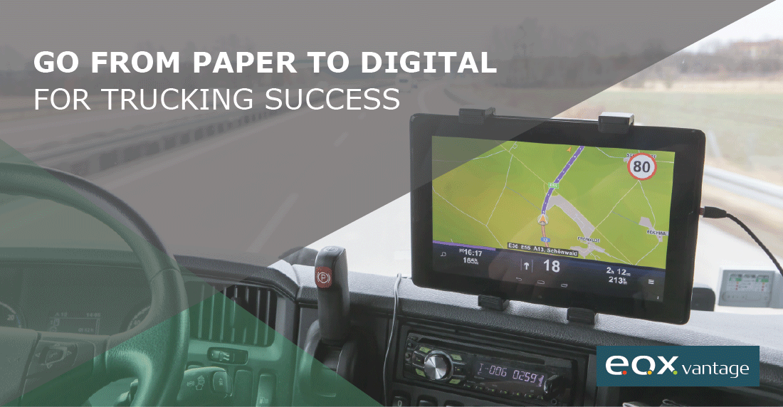 go digital for trucking success