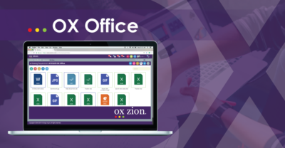 Create and Collaborate with OX office