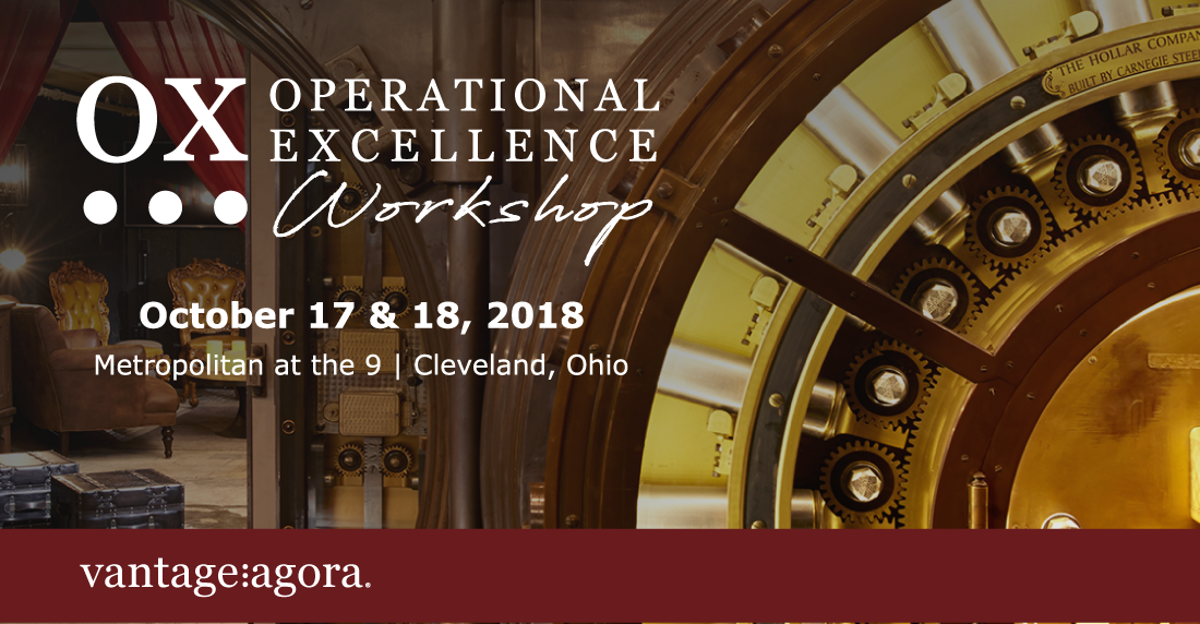 Vantage Agora hosts 3rd annual Operational Excellence workshop